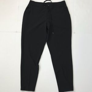 Avia medium black polyester lounge pants